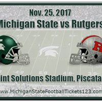 MSU v. Rutgers Game Watch