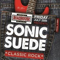 Sonic Suede at Chucks Roadhouse