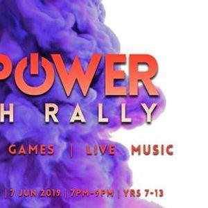 Firepower Youth Rally
