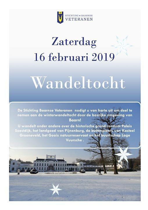 Winter Wandeltocht