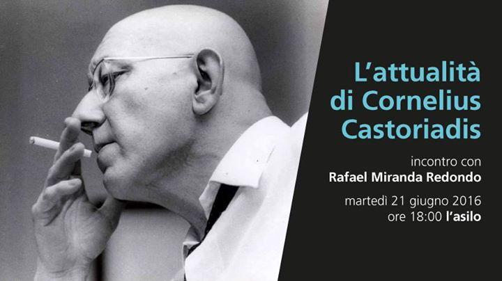 Lattualit di Cornelius Castoriadis