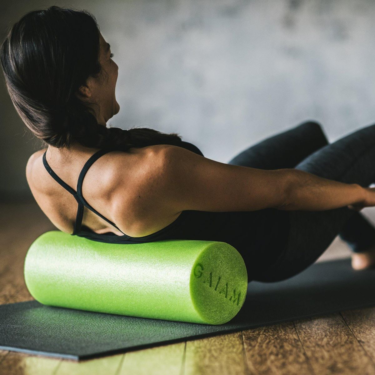 Foam Rolling Workshop with Dr. Brown of Align Brooklyn