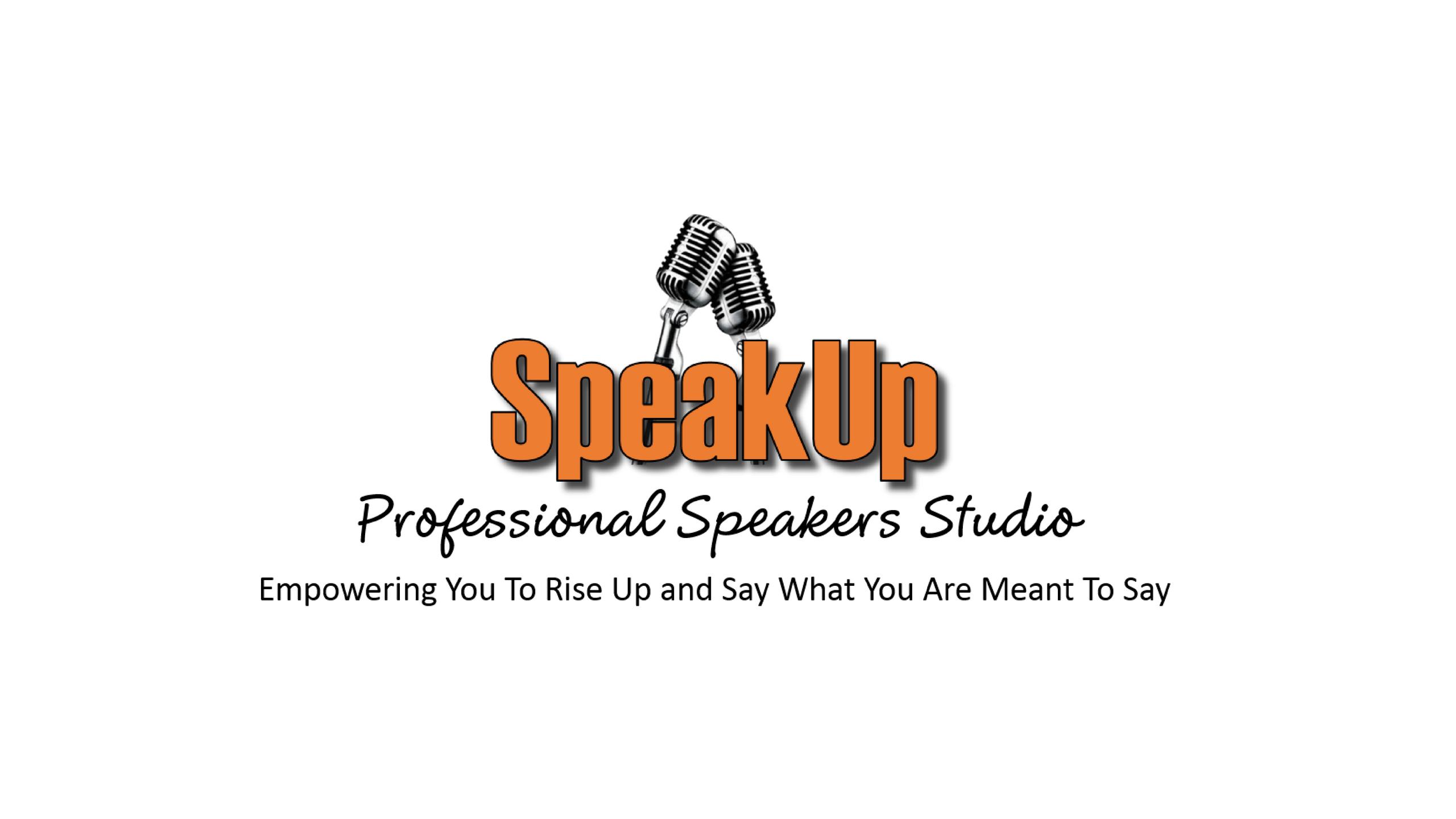 SpeakUp - Professional Speakers Studio