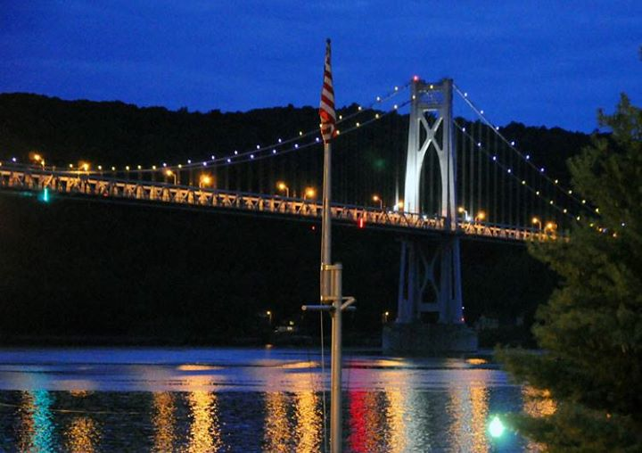 Exterior: PNP Poughkeepsies May Meeting At River Station Restaurant