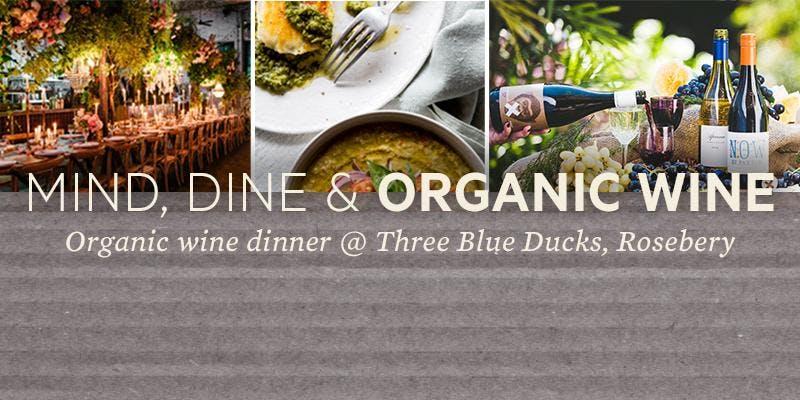Mind Dine & Organic Wine