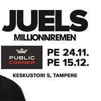 DJ JUELS at Public Corner