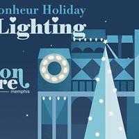 Le Bonheur Holiday Tree Lighting