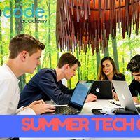 Summer Tech Camp Harrow CODE Games Websites and Apps