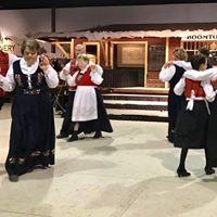 Norwegian Folk Dancers at Heritage Fair