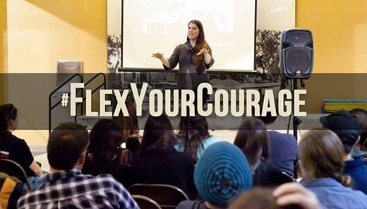 Flex Your Courage - Workshop