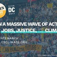 Ride the Bus to the Climate March with Clean Water Action