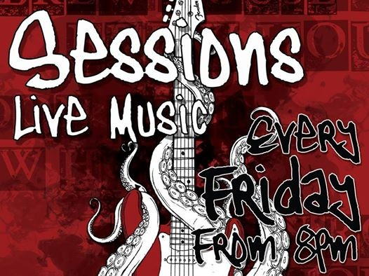 Sessions Live Music - Daniel Eagle