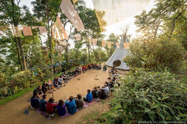Conscious Impact at Oregon Rainbow Gathering