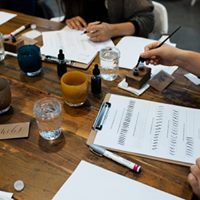 Beginner Modern Calligraphy Workshop with La Cartita