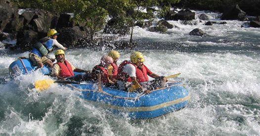 Nishani Motte Coorg-Trek &White river Rafting