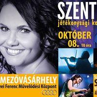 Hdmezvsrhely- Szentpteri Csilla &amp Band jtkonysgi koncert