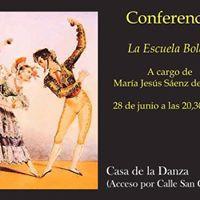 Conferencia sobre la Escuela Bolera