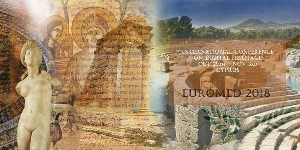 EuroMed2018 - WKSH6 - Europeana Transcribathon 1914-1918 in CYPRUS
