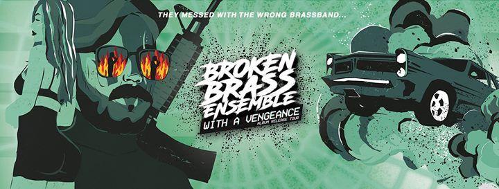 Broken Brass Ensemble live at Thekla