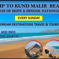 Trip to Kund Malir Beach