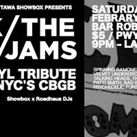 Kick Out The Jams All-Vinyl Tribute to NYCs CBGB