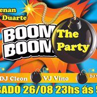 Festa BoomBoom 1 Edio