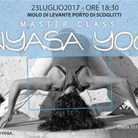 Master Class Vinyasa Yoga