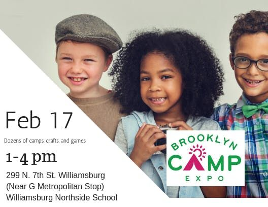 2019 Brooklyn Camp Expo presented by A Child Grows in Brooklyn