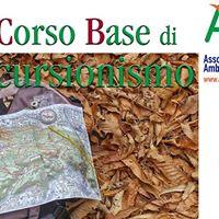 6 Corso Base Escursionismo AIGAE &quotFSNC Milano&quot