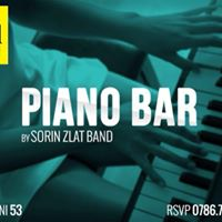 Piano Bar  Every Sunday  by Sorin Zlat Band Gilda Music Lounge