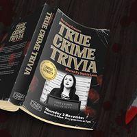 True Crime Trivia  Hosted by Sophie Luna