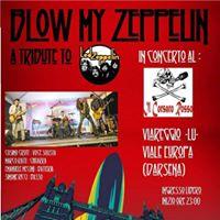 Blow My Zeppelin-Led Zep tribute- Corsaro Rosso