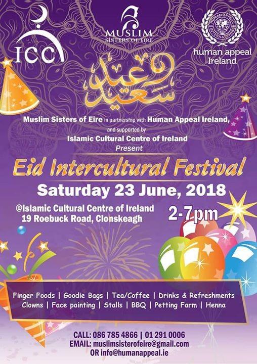 Eid Intercultural Festival