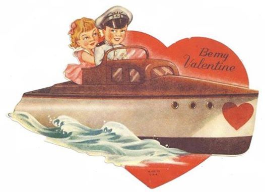 Valentines Day at The Boat House