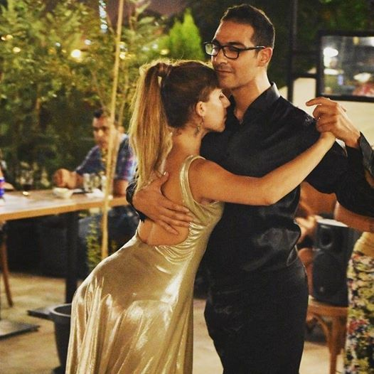Free Trial Argentine Tango Session