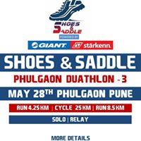 Shoes &amp Saddles Phulgaon Duathlon Powered by Giant Starkenn