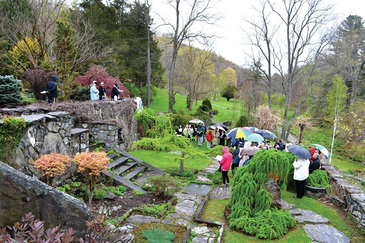 blessing our sacred places at innisfree garden - Innisfree Garden