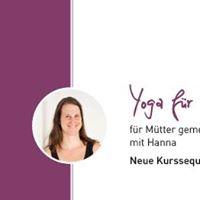 Yoga fr Baby und Mama - Kurssequenz