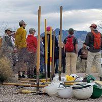 Women Doing Work on the Arizona Trail