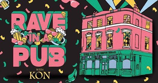 Rave In A Pub Kon
