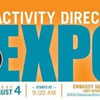 Activity Director Expo