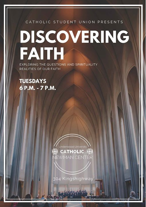 Discovering Faith