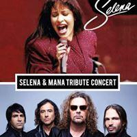 Selena and Mana Tribute Concert