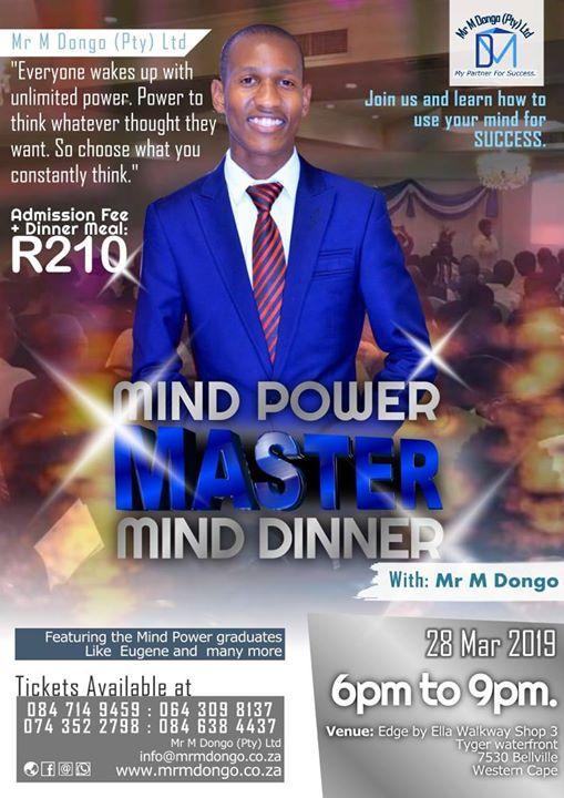 Mind Power Mastermind Dinner