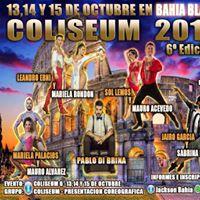 Coliseum 2017 - 1314 y 15 de Oct