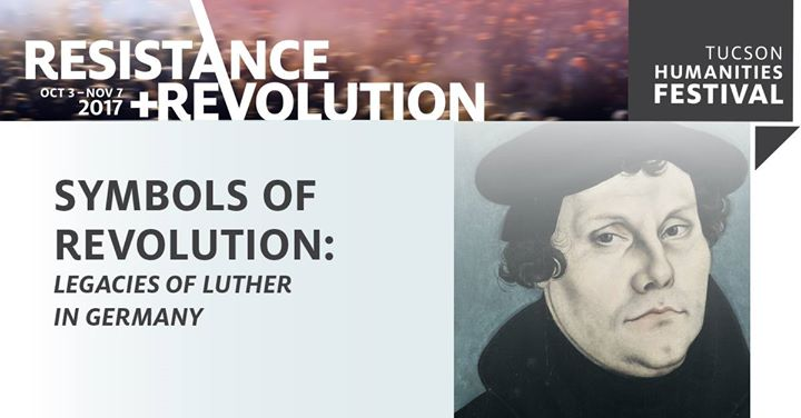 Symbols Of Revolution At University Of Arizona Poetry Center Tucson