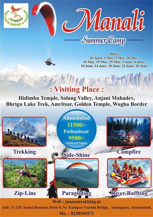 Manali Trekking Camp - Bhrigu Lake