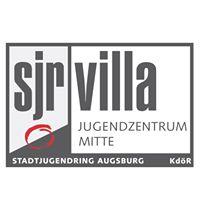 Jugendzentrum villa - Stadtjugendring Augsburg