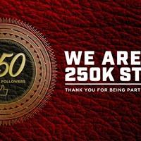 250K Milestone Party
