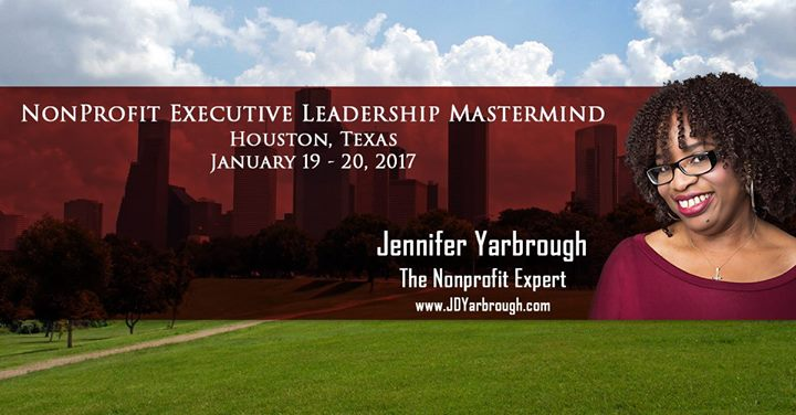 Nonprofit Executive Leadership Mastermind